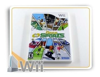 Deca Sports Original Nintendo Wii
