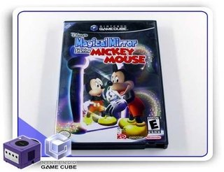 Magical Mirror Starring Mickey Mouse Original Gamecube
