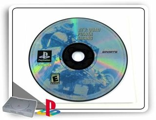 Atv Quad Power Racing Original Playstation 1 Ps1