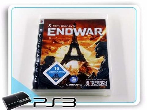 Tom Clancys Endwar Original Playstation 3 PS3