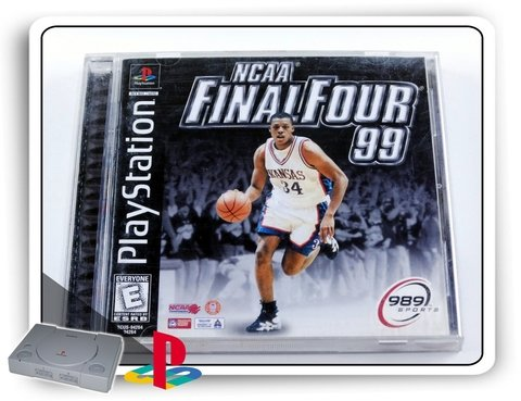 Ncaa Final Four 99 Original Playstation 1 Ps1