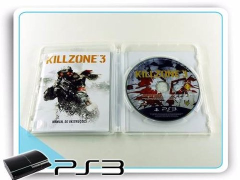 Killzone 3 Original Playstation 3 PS3 na internet