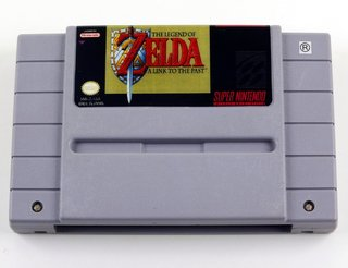 The Legend Of Zelda A Link To The Past Super Nintendo Orig.