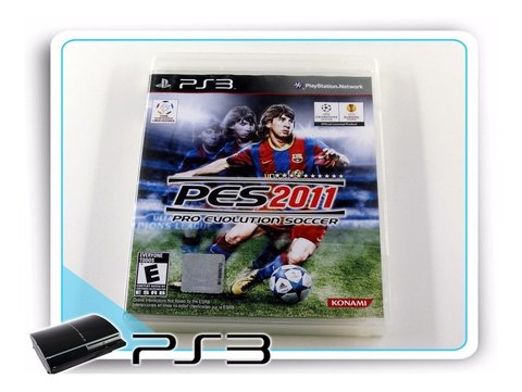Pes 2011 Original Playstation 3 PS3