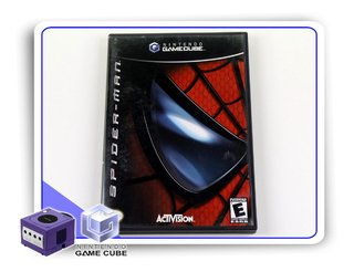 Spider-man Original Nintendo Gamecube