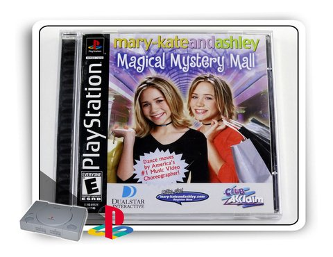 Mary-kate Ashley Magical Mystery Original Playstation 1 Ps1