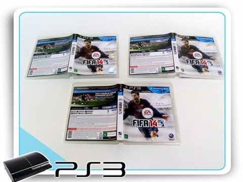 Ps3 Fifa 14 Original Playstation 3 - comprar online