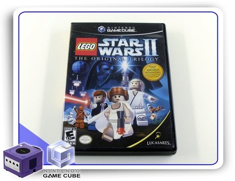 Lego Star Wars 2 The Original Trilogy Gamecube Original