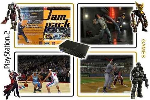 Jampack Volume 10 Original Playstation 2 PS2 - Radugui Store