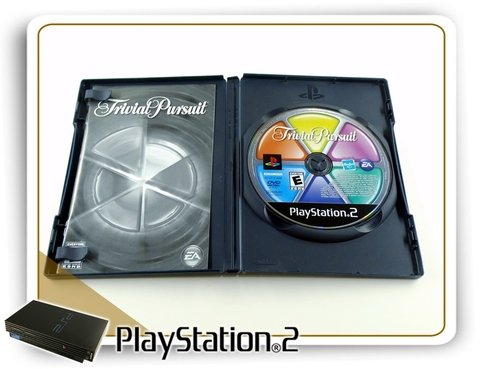 Trivial Pursuit Original Playstation 2 Ps2 na internet