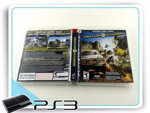 Motor Storm Playstation 3 Original PS3 na internet
