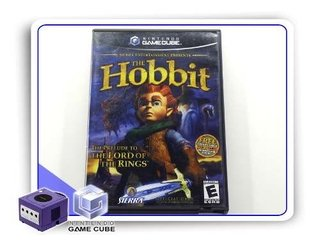 The Hobbit Original Nintendo Gamecube