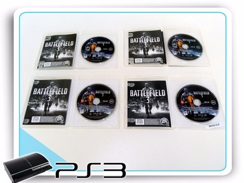 Battlefield 3 Original Playstation 3 PS3 - comprar online