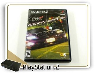 Corvette Original Playstation 2 PS2