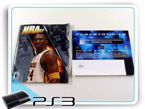 Nba 07 Original Playstation 3 PS3 - Radugui Store