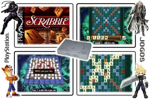 Scrabble Original Playstation 1 Ps1 - Radugui Store