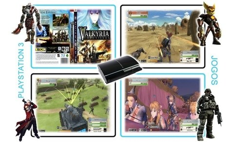 Valkyria Chronicles Original Playstation 3 PS3 - Radugui Store