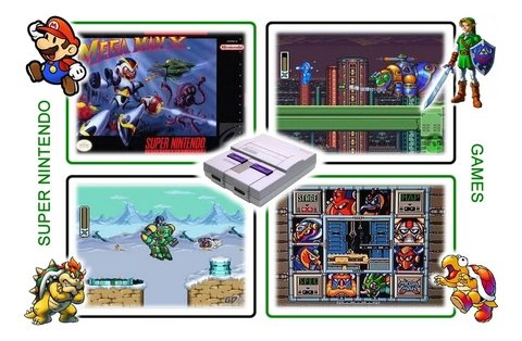 Imagem do Mega Man X Super Nintendo Snes - Novo