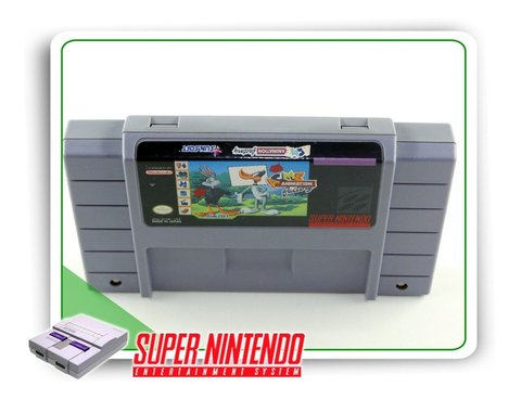 Acme Animation Factory Original Super Nintendo Snes - comprar online