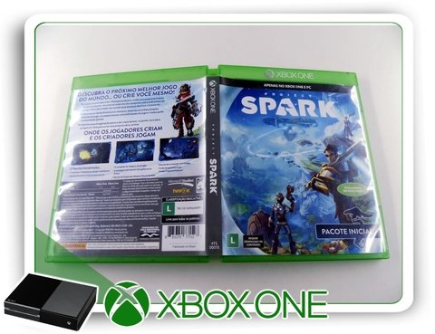 Project Spark Original Xbox One Xone Mídia Física na internet