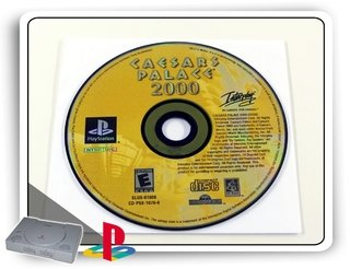 Caesars Palace 2000 Original Playstation 1 Ps1