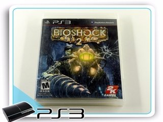 Bioshock 2 Original Playstation 3 Ps3