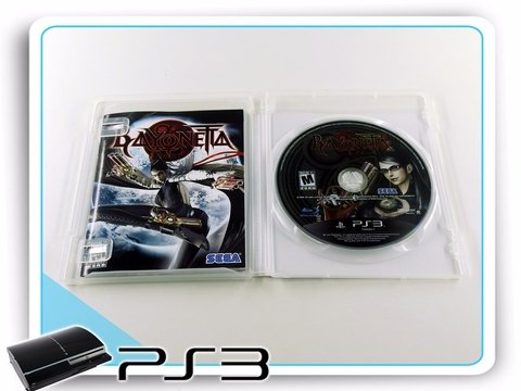 Bayonetta Original Playstation 3 PS3 - comprar online