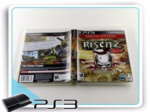 Risen 2 Dark Waters Orig. Playstation 3 Special Edition PS3 - Radugui Store