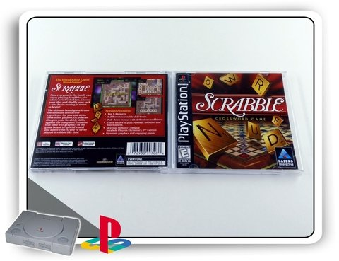 Scrabble Original Playstation 1 Ps1 - comprar online