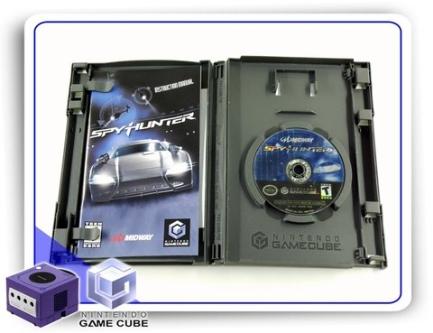 Spy Hunter Original Nintendo Gamecube - comprar online