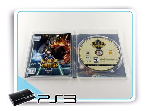 The Eye Of Judgment Original Playstation 3 + Starter Deck na internet
