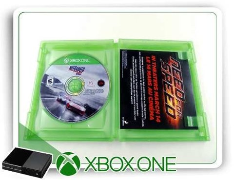 Need For Speed Rivals Original Xbox One Xone Mídia Física - comprar online