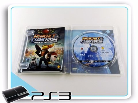 Ratchet E Clank Future Tools Of Destruction Playstation3 Ps3 - comprar online