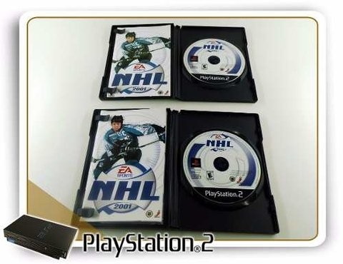Nhl 2001 Original Playstation 2 PS2 na internet
