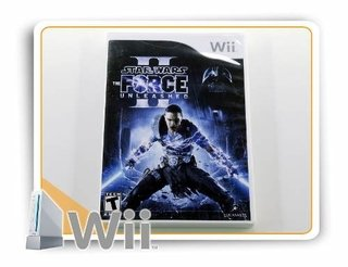 Star Wars The Force Unleashed 2 Original Nintendo Wii