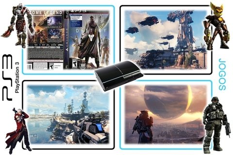 Destiny Original Playstation 3 PS3 - Radugui Store