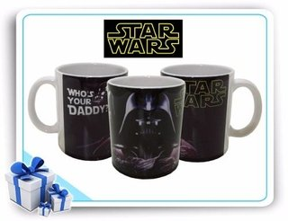 Caneca De Porcelana Star Wars Darth Vader