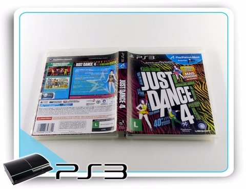 Just Dance 4 Original Playstation 3 PS3 - comprar online