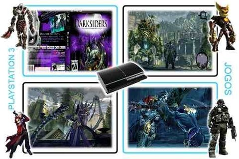 Darksiders 2 Original Playstation 3 PS3 - Radugui Store