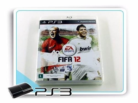 Fifa 12 Original Playstation 3 PS3