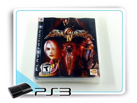 Soul Calibur 4 Original Playstation 3 PS3