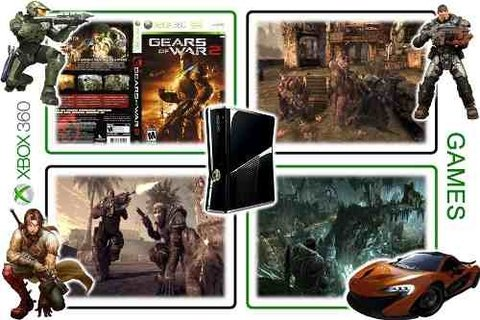 Gears Of War 2 Original Xbox 360 - Radugui Store