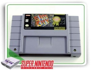 Sim City Original Super Nintendo Snes