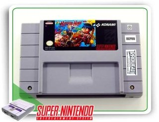 The Legend Of Mystical Ninja Original Super Nintendo - Repro