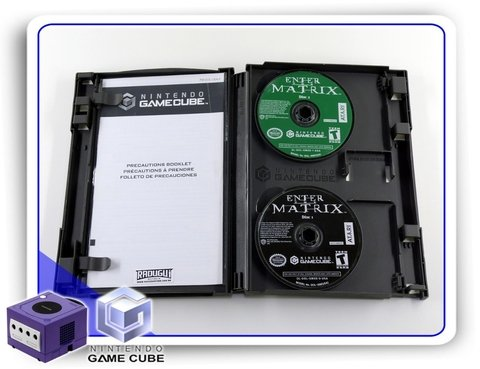 Enter The Matrix Original Nintendo Gamecube - comprar online
