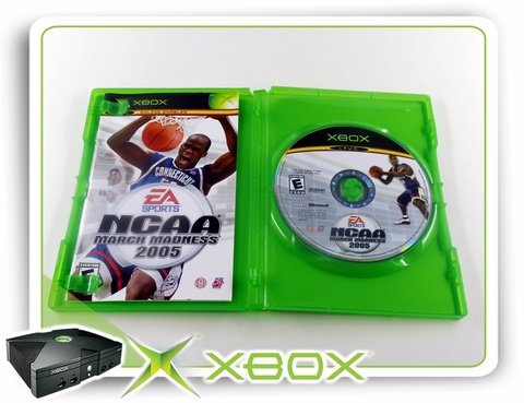 Ncaa March Madness 2005 Original Xbox Clássico Ntsc na internet