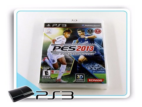 Pes 2013 Original Playstation 3 PS3