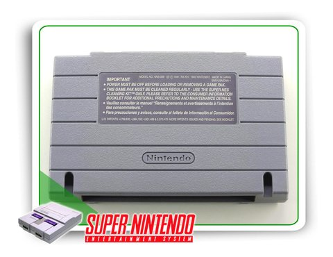 Nigel Mansells World Championship Original Super Nintendo na internet