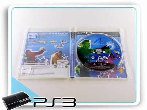 Playstation Move Starter Disc Original Playstation 3 PS3 - comprar online