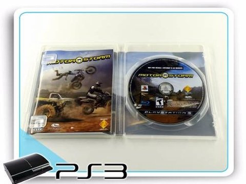 Motor Storm Playstation 3 Original PS3 - comprar online
